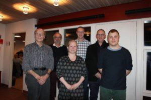 Nyvalgt Rønninge Lokalråd januar 2017